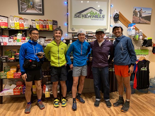 @Seven Hills Running Shop