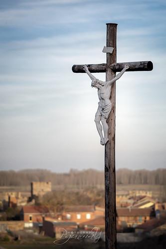 Cristo en Alija del Infantado