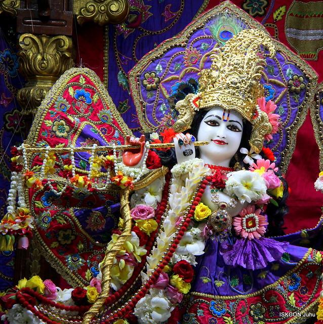 11 March 2019 Sringar Darshan ISKCON Juhu Mumbai