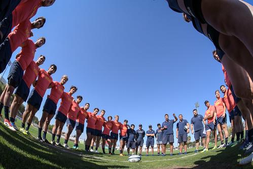 Captain Run - Chile vs Argentina XV
