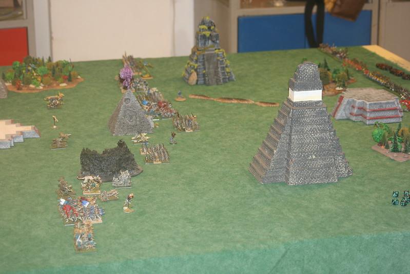 [4000 - Orcs+HL vs Khemri] La bataille des pyramides noires 47328342922_5c8c74595c_c
