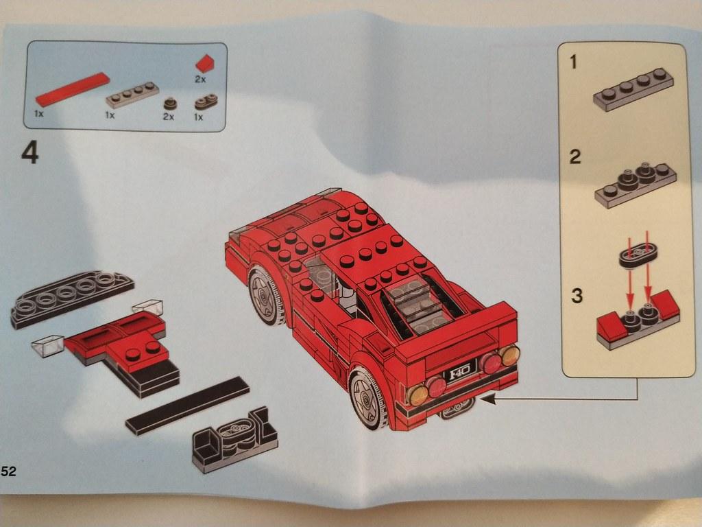 ThebrickReview: 75890 Ferrari F40 Competizione 47359703531_dd45389bde_b