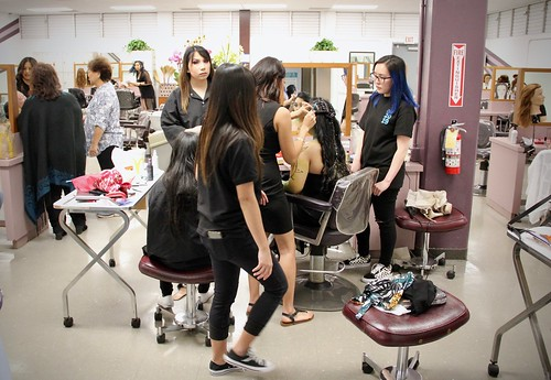 Cosmetology Spring 19 Showcase - 2 of 45