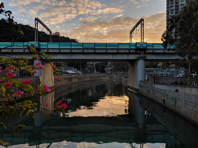 Bridges of Taipo