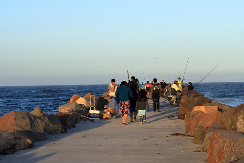 Blacksmiths Beach Breakwater