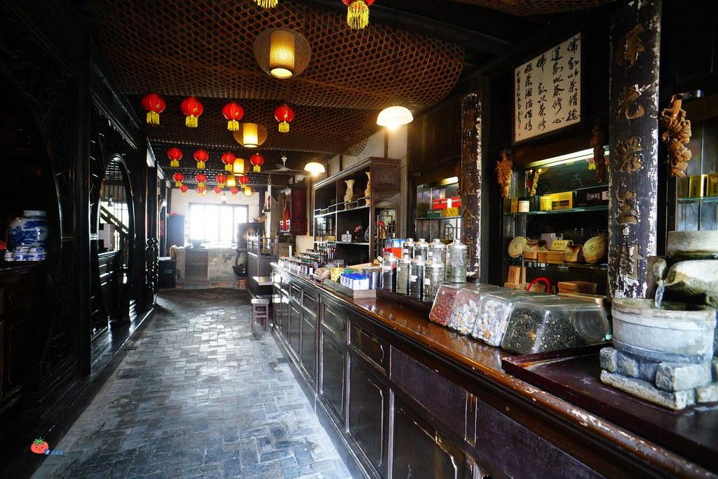蘇州 南園茶社 同里古鎮