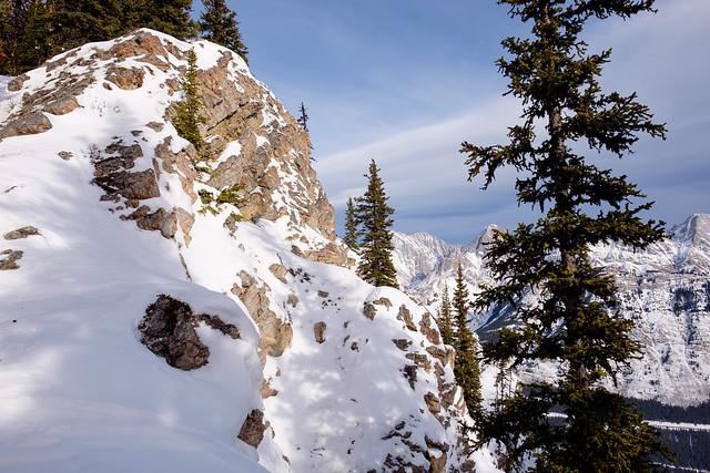Snowshoeing - Little Lawson - Jan 2019-15