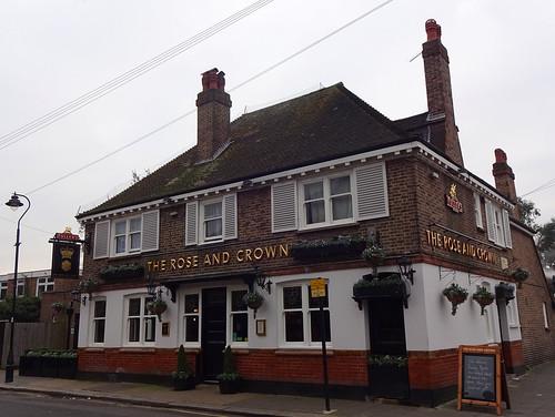 Rose & Crown, Ealing, London W5