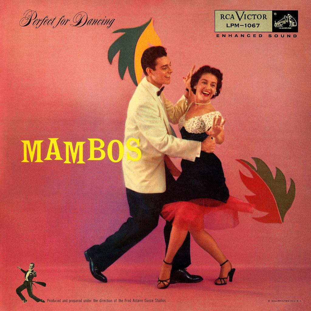 Various Artists - Mambos