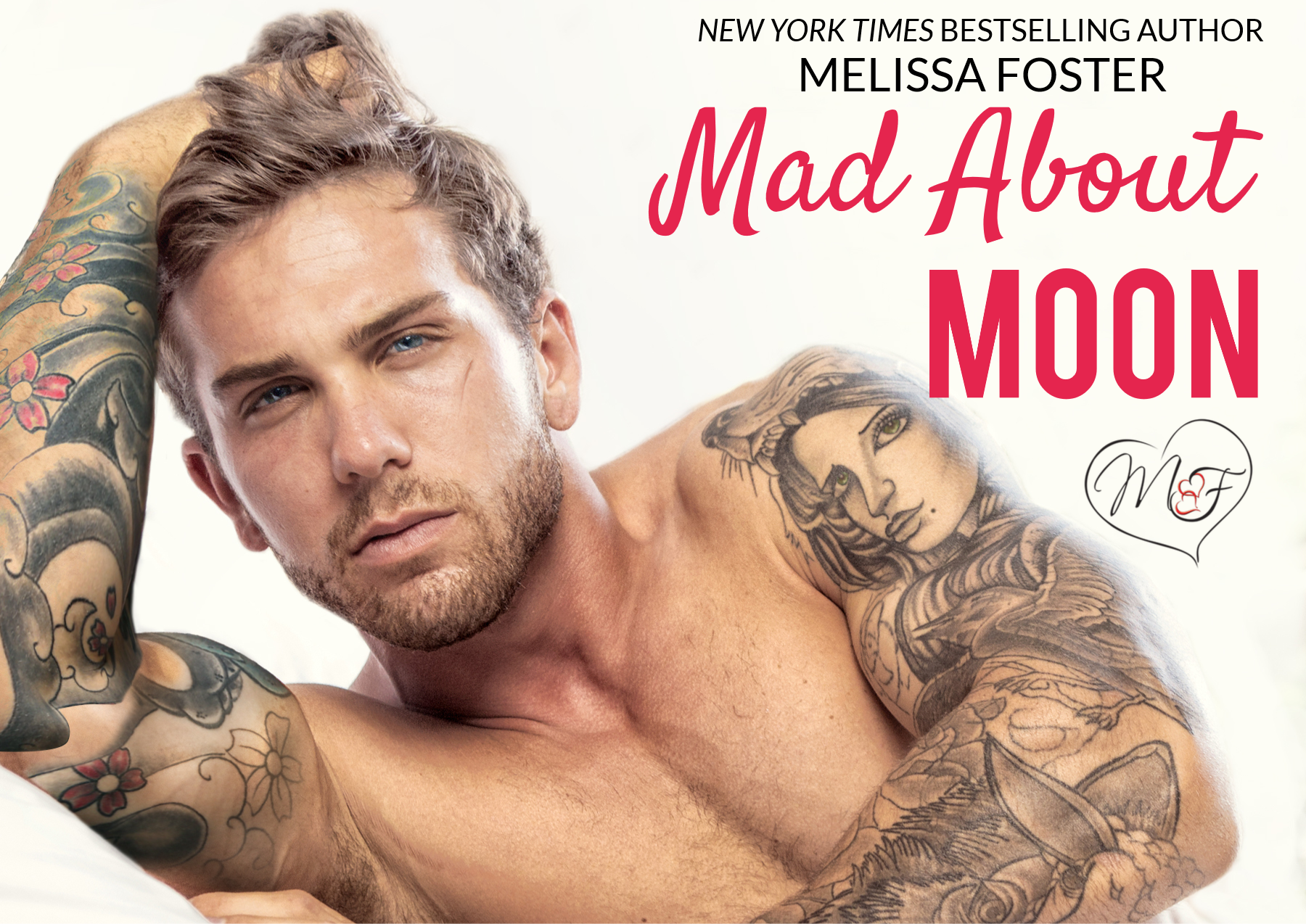 Mad About Moon by Melissa Foster Review