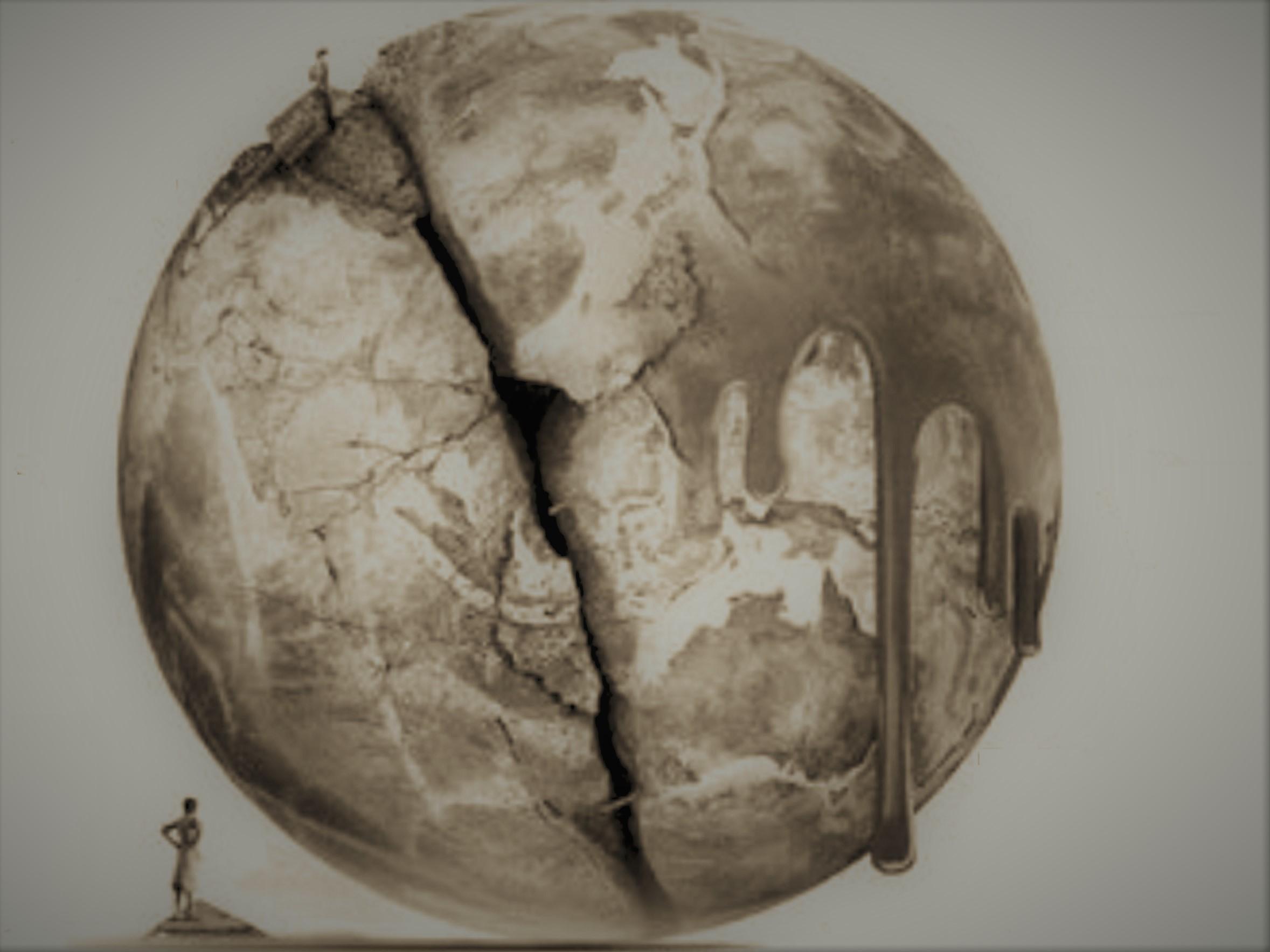 जलवायु परिवर्तन (फोटो साभार: राष्ट्रीय सहारा)