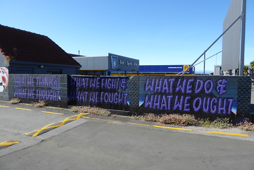 graffiti, Taupo