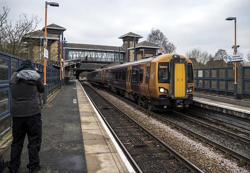 172338 Smethwick Galton Bridge