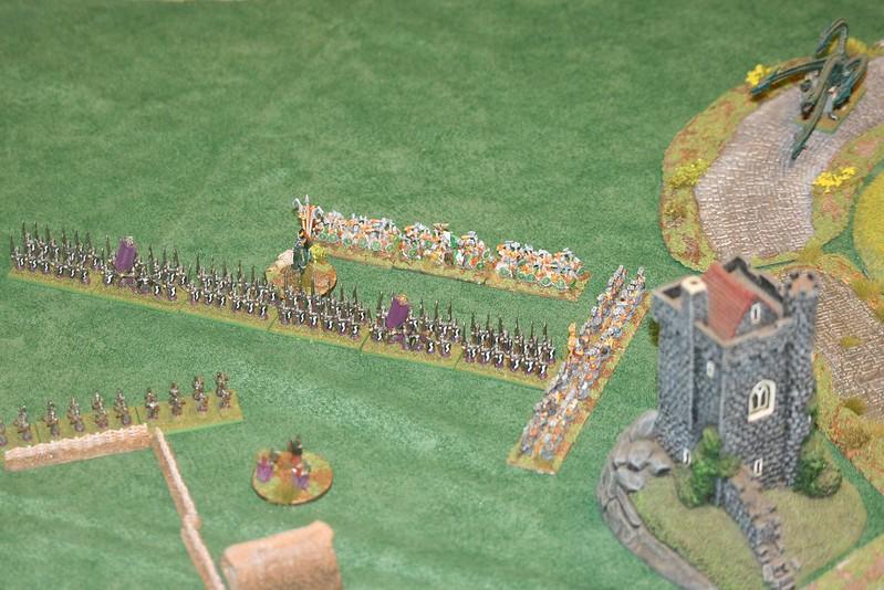 [1300 - Orcs vs elfes Noirs] La bataille des piques maudites 32780355548_810ec92b9e_c