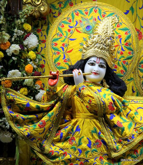 20 Feb 2019 Mangala Aarti Darshan ISKCON Juhu