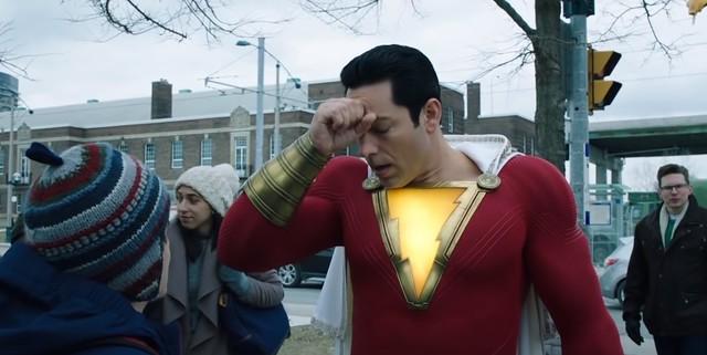 Shazam - Bir Kahraman Değil