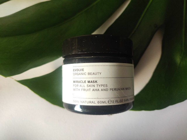 evolve miracle mask kasvonaamio