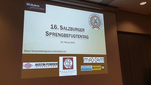 Sprengtag Salzburg 2019