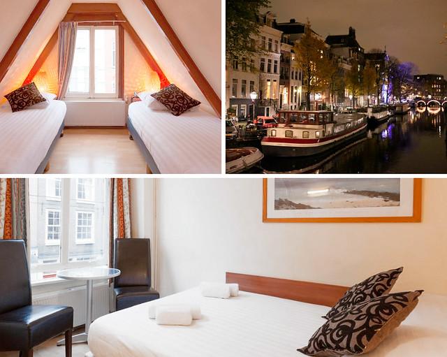 ITC Hotel uno de los mejores donde dormir en Amsterdam