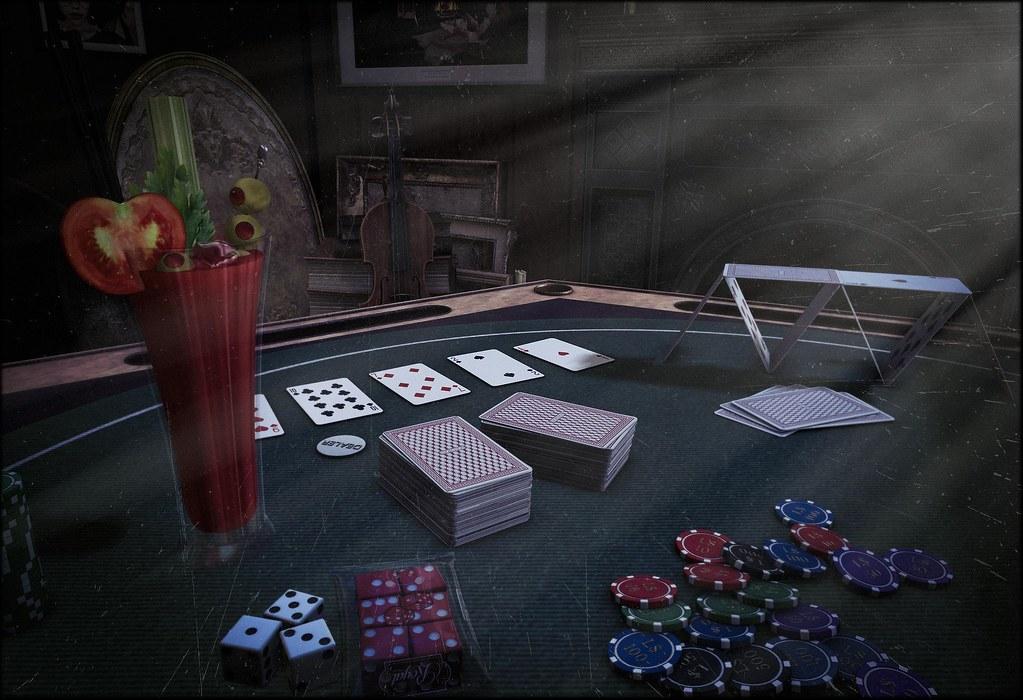 Noon poker