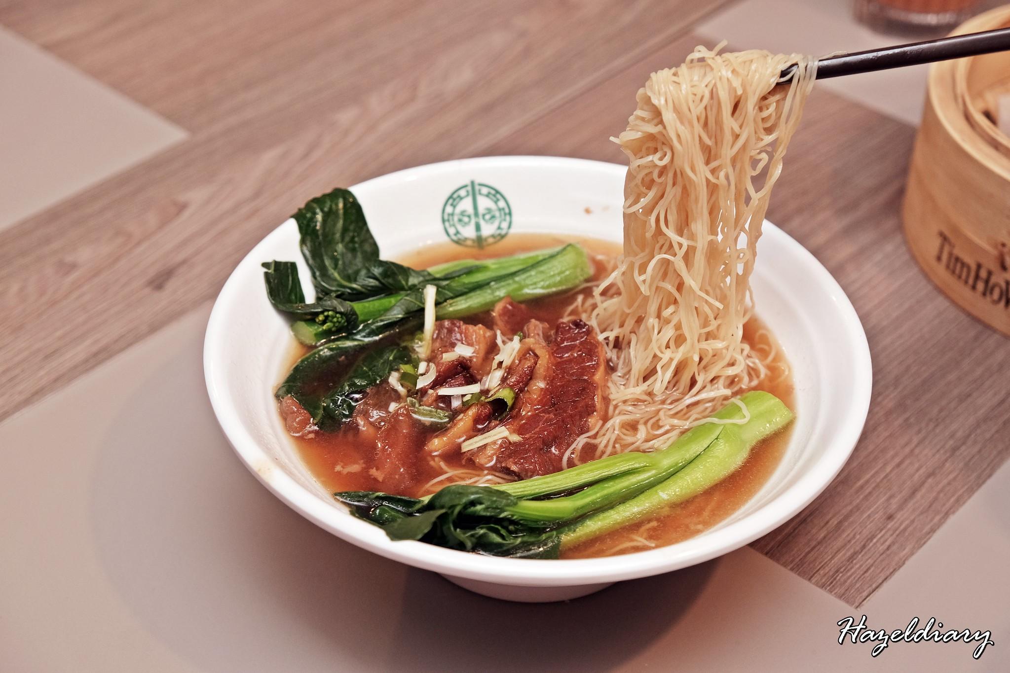 Tim Ho Wan-Beef Noodles