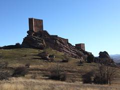 Castillo de Zafra (Guadalajara) S.XII