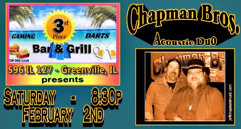 Chapman Bros 2-2-19