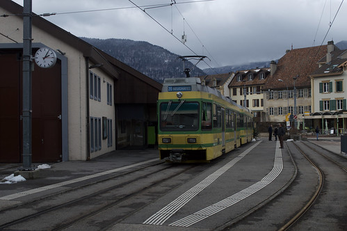 03.02.19 Boudry Littorail transN Be 4/4 501