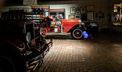 Museum at The Westminster Fire Engine and Hose Co. No. 1. 8Feb2019
