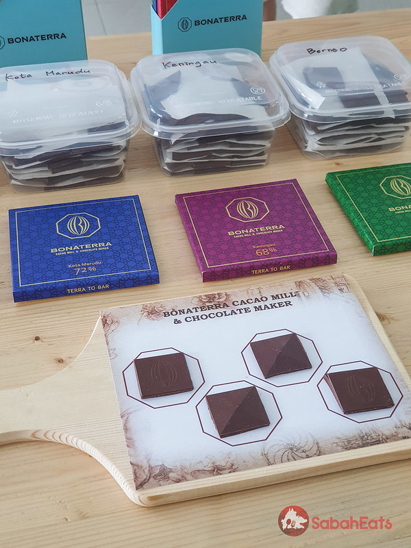 Bonaterra Chocolate