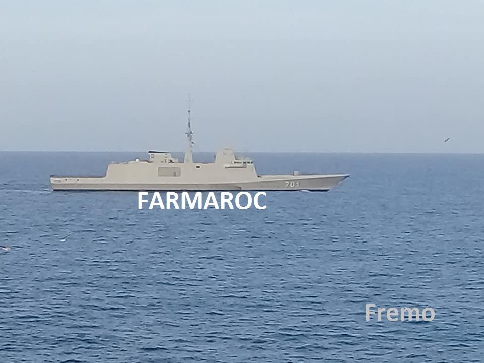 Royal Moroccan Navy FREMM Frigate / FREMM Marocaine - Mohammed VI - Page 13 40318587083_8ff6266862_o