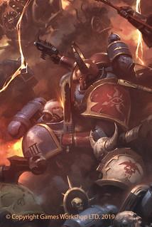 «Вигилус пылающий» | Vigilus Ablaze