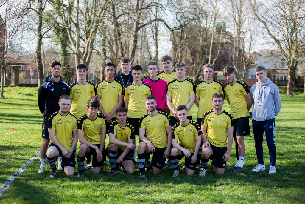 Football 1st XI vs Wakefield College March 2019