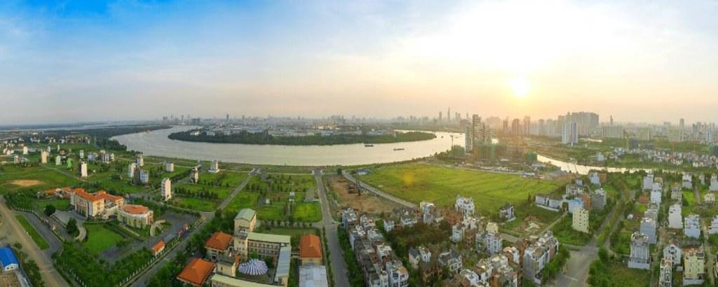 Căn hộ view sông Saigon đẹp nhất