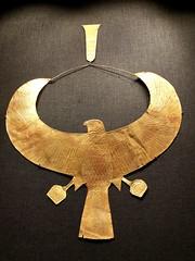 Exposition Toutânkhamon le trésor du Pharaon, aux grandes halles de La Villette à Paris