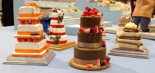 Clay cakes