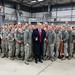 President Trump and the First Lady Visit Troops in Germany