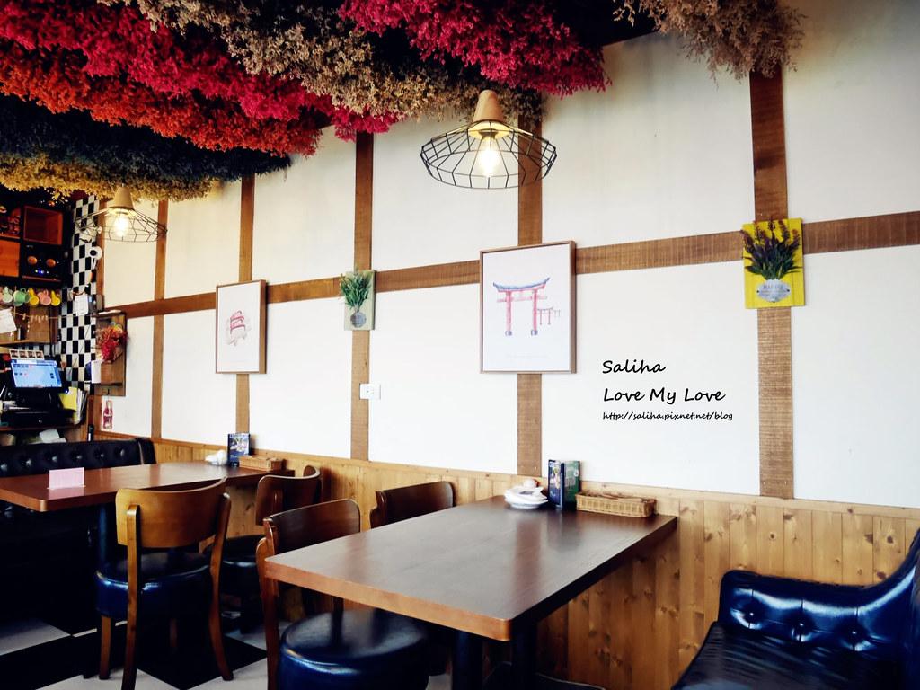 宜蘭羅東餐廳下午茶咖啡廳好吃日式早午餐推薦日暮和風洋食館 (7)