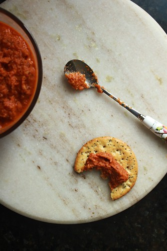 ROASTED GARLIC & TOMATO COCONUT CHUTNEY (5)