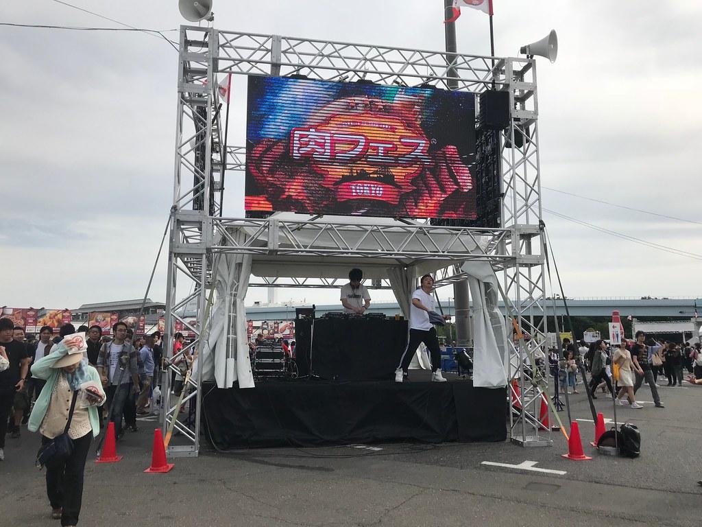 October festival in odaiba 2018