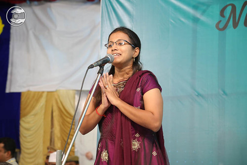 Subhangi from Salem, expresses her views