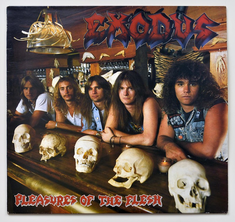 A0570 EXODUS Pleasures Of The Flesh 8652