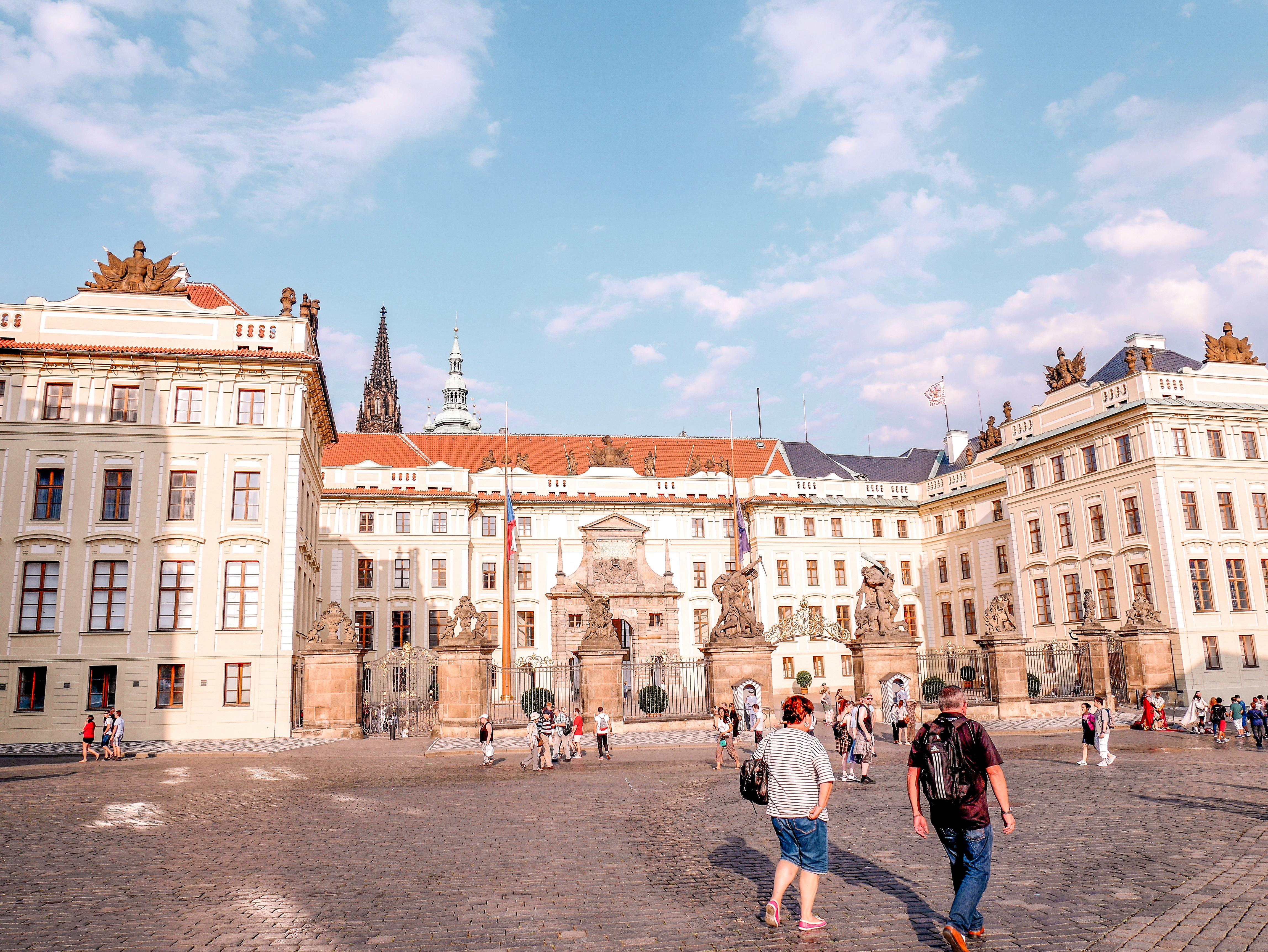 Prahan linna