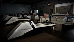 Abandoned Bowling Ally, Japan.