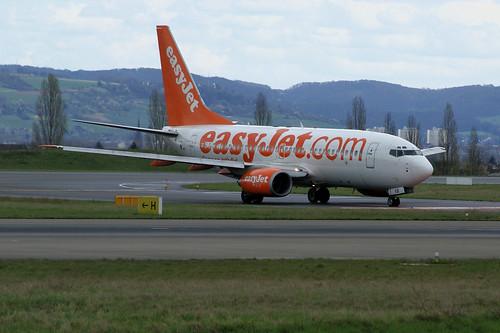 G-EZKB (cn 32423/1433)Boeing 737-73V EasyJet Airline
