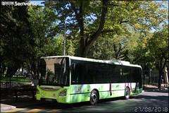 Iveco Bus Urbanway 10 – Autocars Causse / Mio