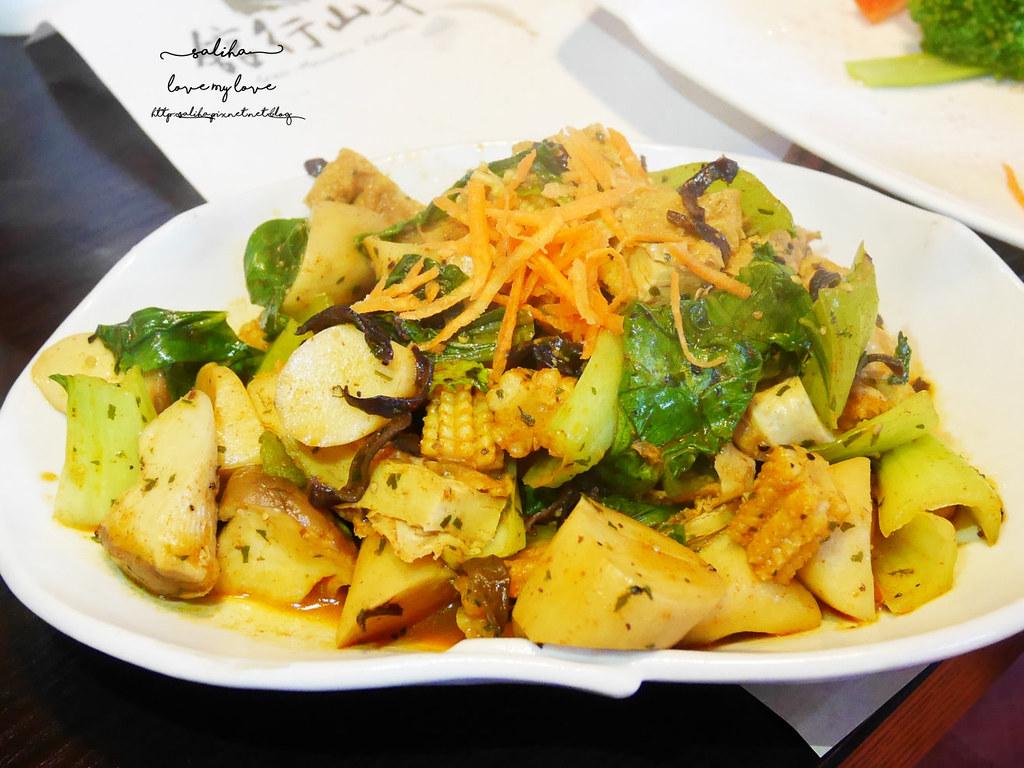 台北陽明山餐廳草山行館午餐餐點套餐內容 (5)