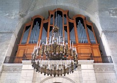 Périgueux, the organ of St-Front cathedral - Photo of Périgueux