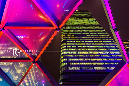 Tinted - Crossrail Place, Canary Wharf, London, UK