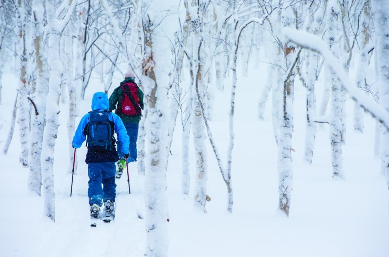 Karbonové lyže DPS pro skialpová dobrodružství